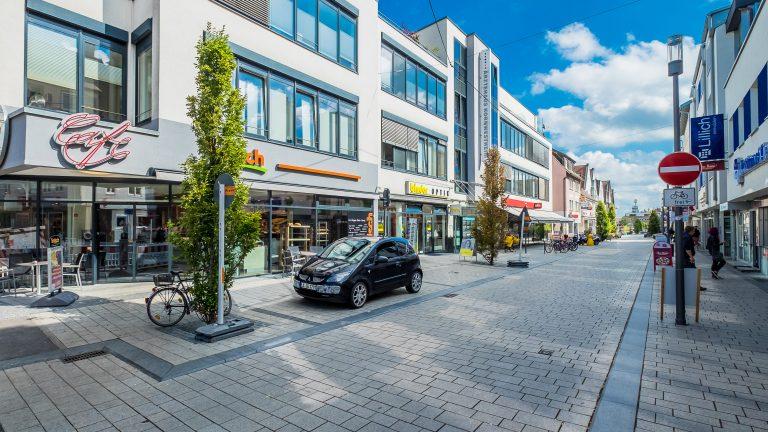 Kornwestheim, Bahnhofstrasse