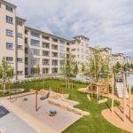 Salamander-Areal, Loftwohnungen und Kindergarten