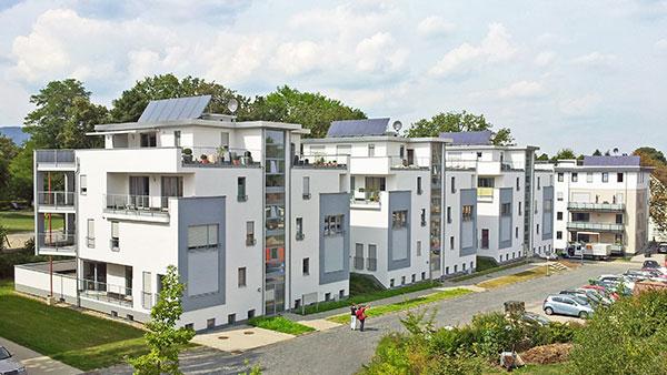 Park Schönfeld Villen, Kassel