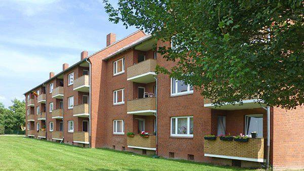 Immobilien-Portfolio Hohe Geest, Bestandsbeispiel Cuxhaven