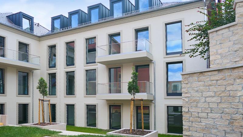 Vermietung Gewerbeimmobilie, Ludwigsburg