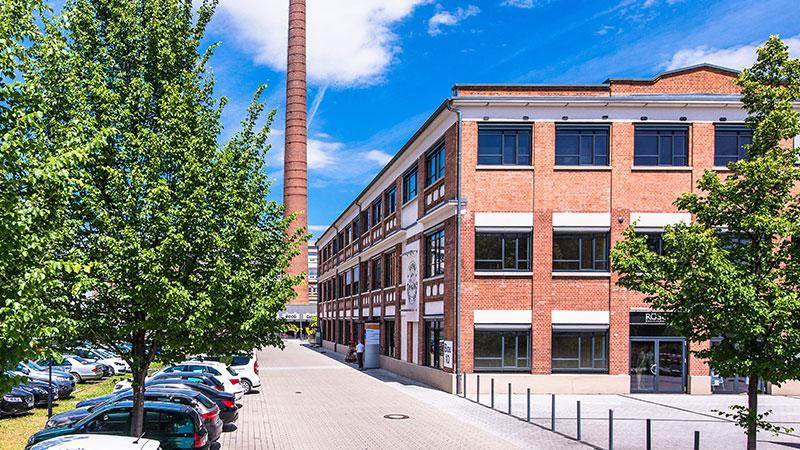 Gewerbeimmobilie, Kornwestheim, Salamander-Areal, Bau 10