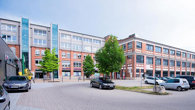 Gewerbeimmobilie, Kornwestheim, (Salamander-Areal)